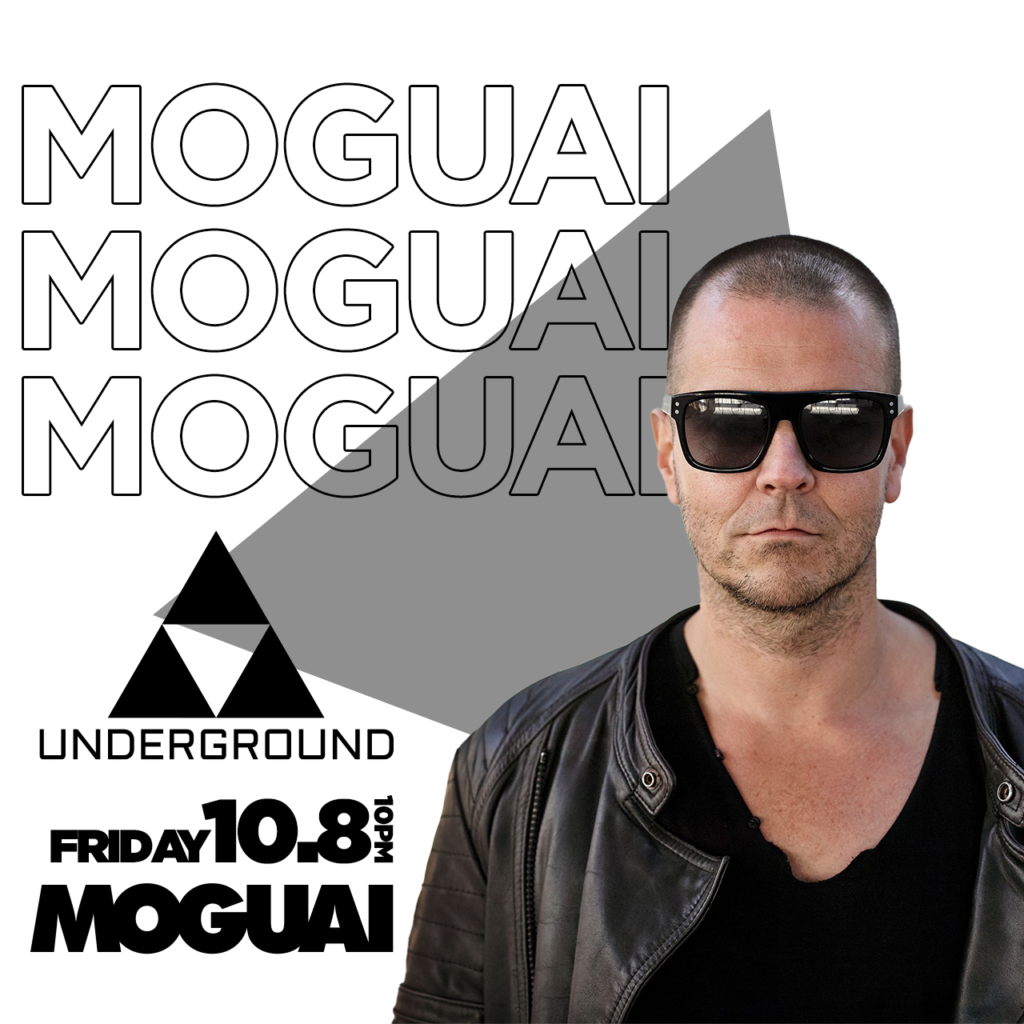 MOGUAI Hosts The Underground Chicago